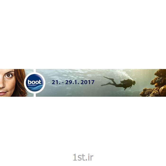 عکس دعوت به نمایشگاهبازدید از نمایشگاه بینالمللی قایق 2017 آلمان