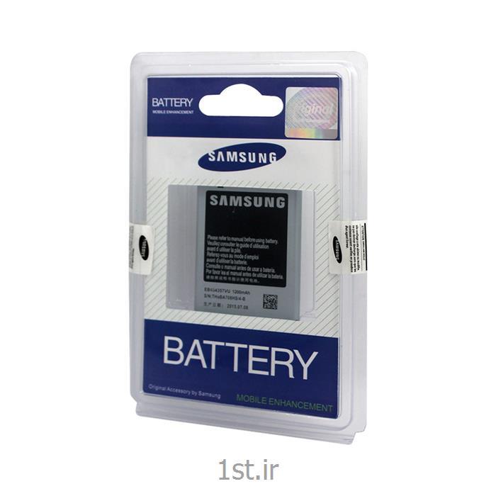 عکس باتری موبایل ( تلفن همراه )باتری اصلی گوشی موبایل سامسونگ (SAMSUNG BATTERY)