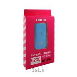 عکس لوازم تزئینی موبایل ( تلفن همراه )پاور بانک (شارژر همراه) اورود Power bank OROD