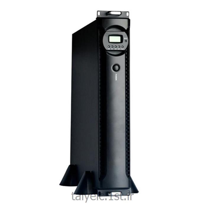 عکس یو پی اس ( منبع تغذیه بدون وقفه )یو پی اس  3-1 کاوآ نت پاور  UPS KR-RM Series 1-3 kva net power
