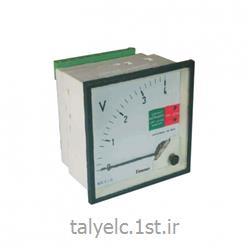 آمپرمتر/ولت متر آنالوگ رله دار Amper meter/Volt meter EQC