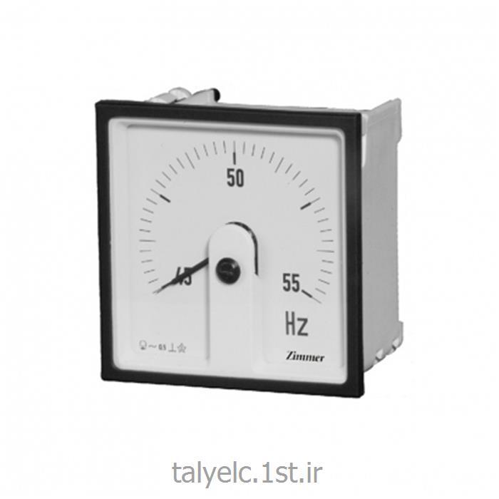 فرکانس متر آنالوگ FML زیمر Frequency meter FML Zimmer