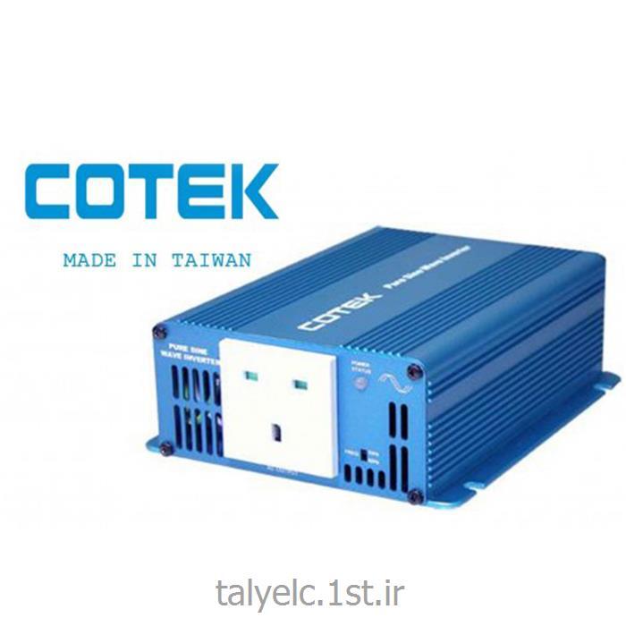عکس اینورتر و کانورتر ( وارون ساز و مبدل )اینورتر سینوسی کامل 2000 وات کوتک تایوان Inverter Cotek