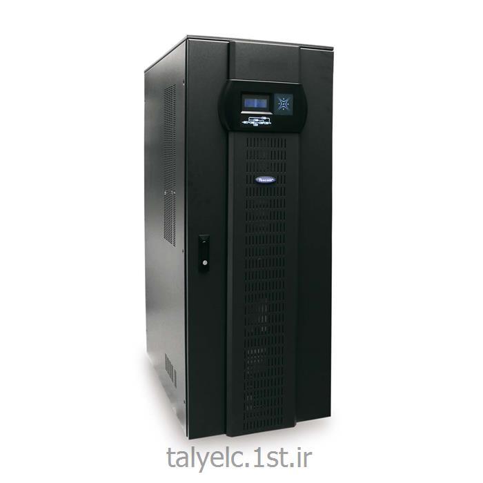 عکس یو پی اس ( منبع تغذیه بدون وقفه )یو پی اس آنلاین نت پاور ترکیه UPS DS-300 Series 10-120 kva