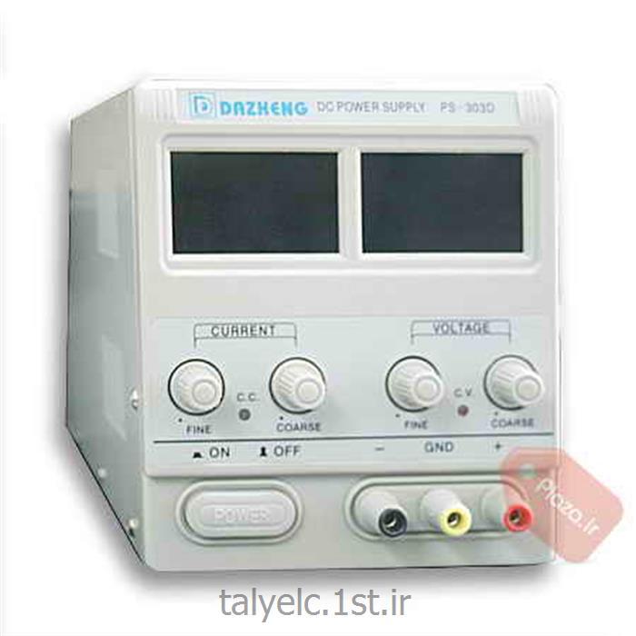 عکس یو پی اس ( منبع تغذیه بدون وقفه )منبع تغذیه تک خروجی امگا Power Supply 17300SL-15 A omega