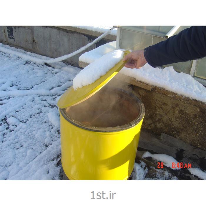 عکس قطعات و تجهیزات سرمایشی، گرمایشی و تهویه مطبوعمنبع انبساط عایق دار 50 لیتری