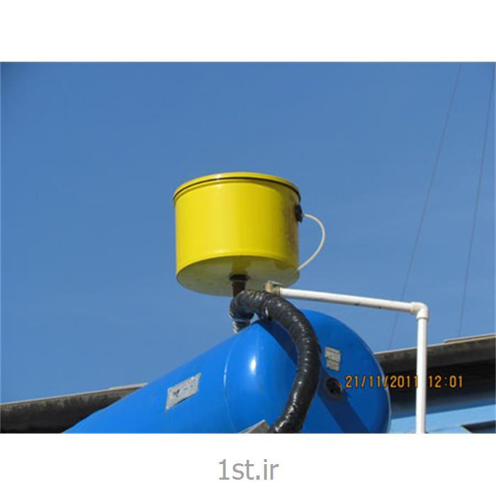 منبع انبساط آبگرمکن خورشیدی
