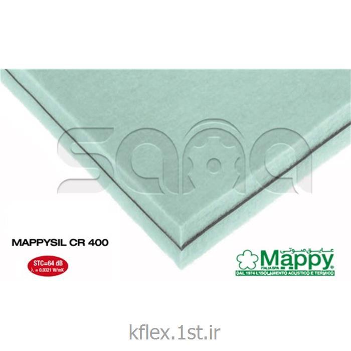 عکس سایر مواد عایق صوتیعایق صوتی چند لایه ماپی (MAPPY) کا فلکس (K-FLEX)