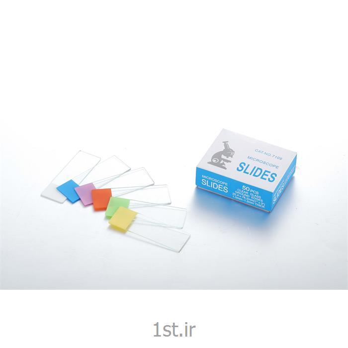 عکس سایر لوازم آزمایشگاهیلام میکروسکوپ یک سر رنگی 7109