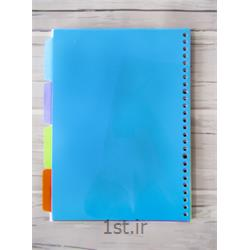 عکس برچسب و کاغذ یادداشتیدک کلاسور ۱۰۰ برگ ۲۶ حلقه مکث نوت کد 9790