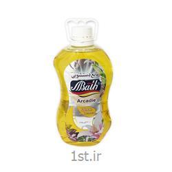 مایع دستشویی 2 لیتری بس رنگ زرد