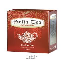 عکس چای سیاهچای سوفیا مدل شکسته ساده سیلان وزن 400 گرم