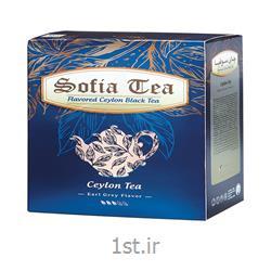عکس چای سیاهچای سوفیا مدل شکسته معطر سیلان وزن 400 گرم