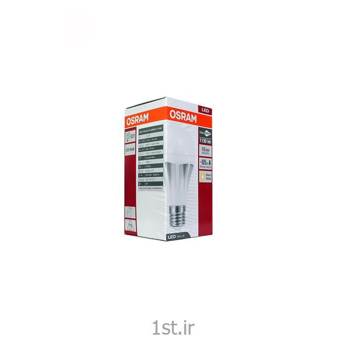 لامپ ال ای دی 13.5 وات مهتابی اسرام مدل Value Classic A100 پایه E27