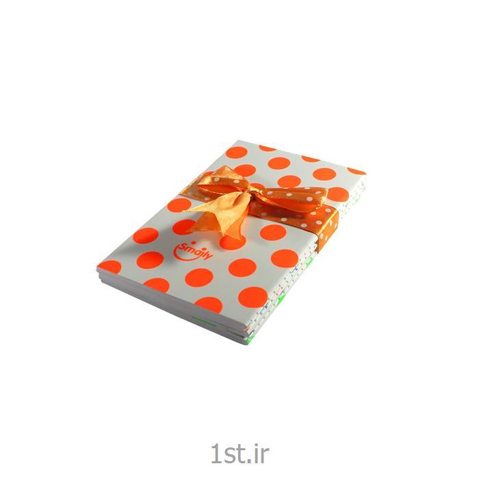 دفتر یادداشت 40 برگ مکث نوت کد 9313 بسته سه عددی