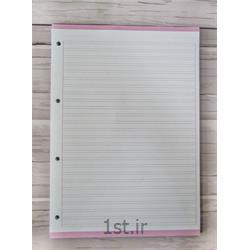 عکس کاغذ و مقوایدک کلاسور ۸۰ برگ ۲ خط مکث نوت کد 9784