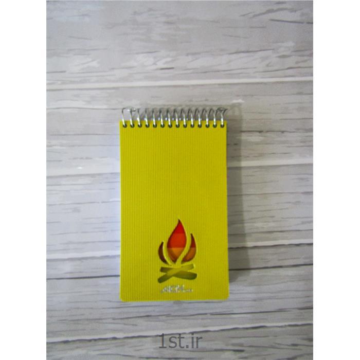 یادداشت ۱۶۰ برگ ۱۰*۱۶٫۵ سیمی pp مکث نوت کد 9334