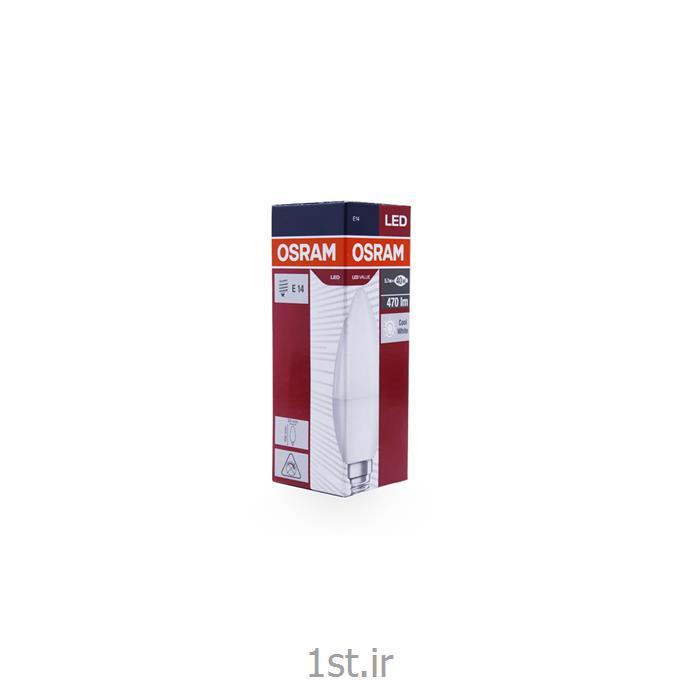 لامپ ال ای دی 5.7 وات مهتابی اسرام مدل Value Classic B40 پایه E14