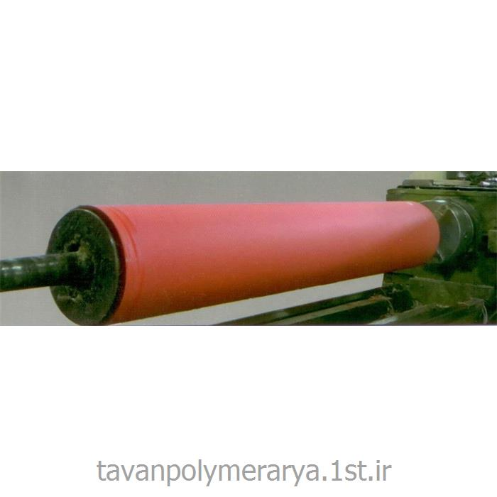 عکس غلطک لاستیکیغلطک سیلیکون مقاوم در برابر حرارت و سایش