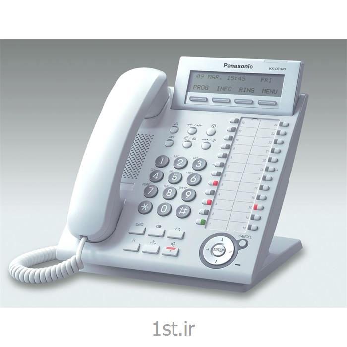 تلفن سانترال پاناسونیک مدل Panasonic KX-DT343