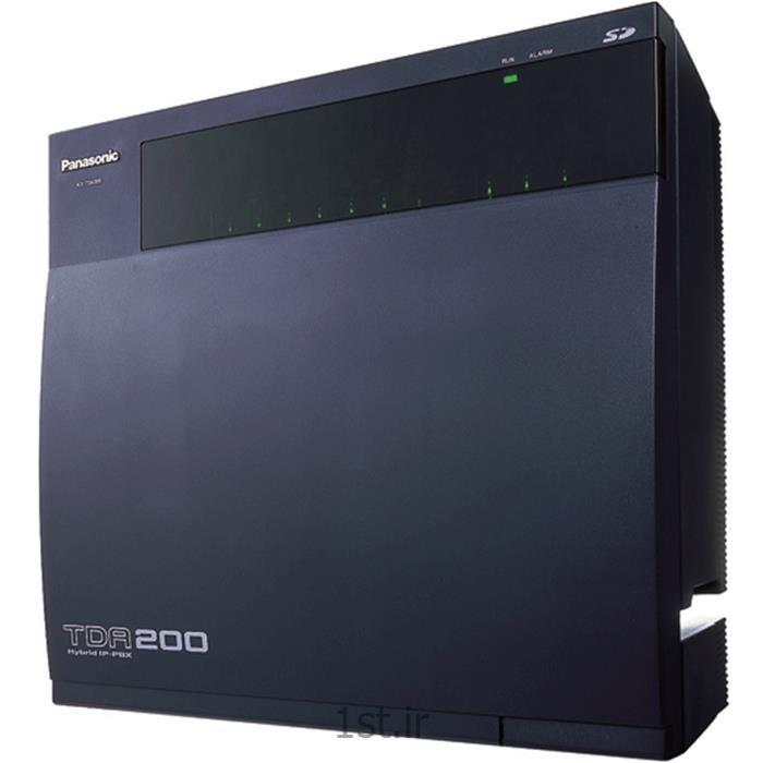 دستگاه سانترال پاناسونیک مدل Panasonic KX-TDA200BX