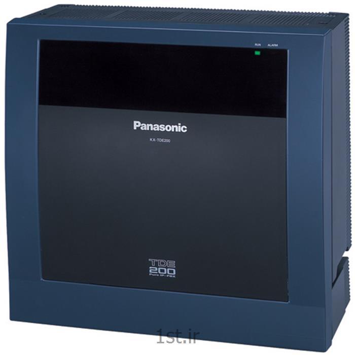 عکس جعبه سانترال (باکس سانترال)دستگاه سانترال پاناسونیک مدل Panasonic KX-TDE200BX