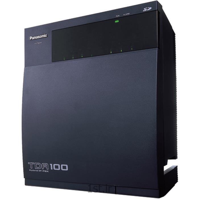 عکس جعبه سانترال (باکس سانترال)دستگاه سانترال پاناسونیک مدل Panasonic KX-TDA100BX