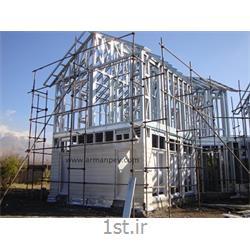 طراحی و اجرای تخصصی ساختمانها با سازه سبک پیش ساخته