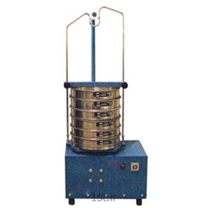 دستگاه شیکر الک برقی خاک یک موتوره مدل KG 531
