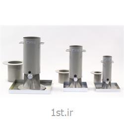 دستگاه آزمایش دانسیته خاک به روش سند باتل 6 اینچ