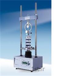 دستگاه سه محوری خاک CD CU