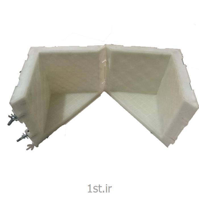 قالب نمونه گیری بتن 15 در 15 دو تکه