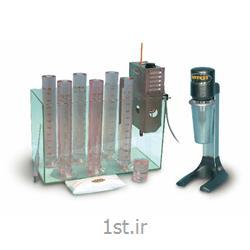 ست آزمایش هیدرومتری خاک