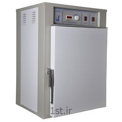 گرمخانه 55 لیتری هوشمند استیل فن دار