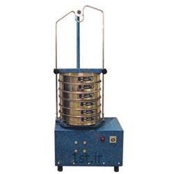 دستگاه شیکر الک برقی دو موتوره