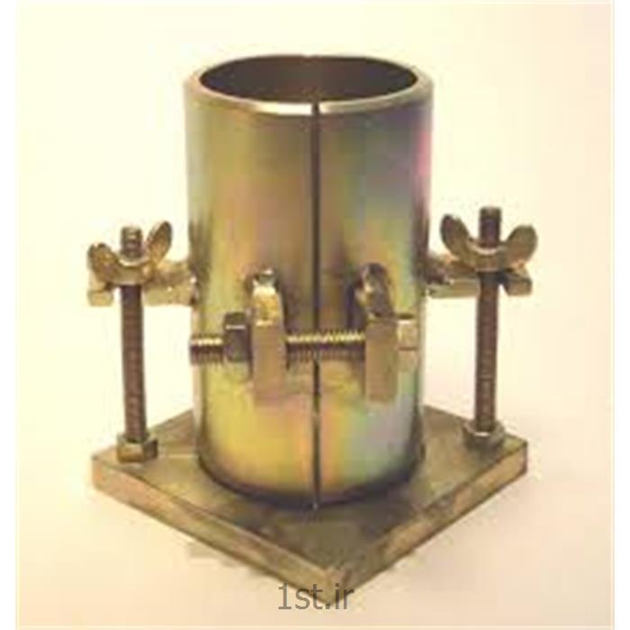 قالب استوانه ای بتن فولادی 6 اینچی