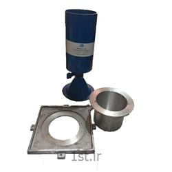 دستگاه آزمایش دانسیته خاک به روش سند باتل 4 اینچ