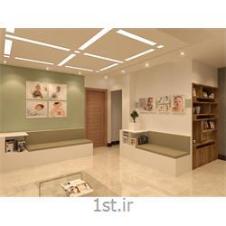 طراحی داخلی و دکوراسیون مطب