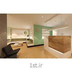 طراحی داخلی و اجرای مطب دکتر نوری