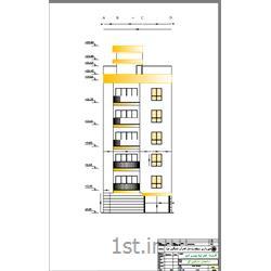 طراحی آپارتمان ویلایی میگون