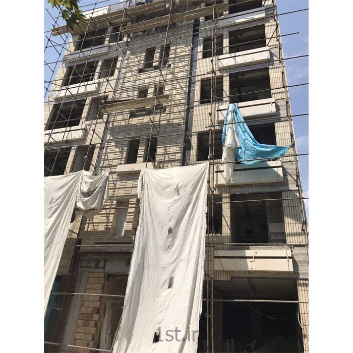 عکس طراحی ساختمانمشارکت ملک مسکونی پاسداران