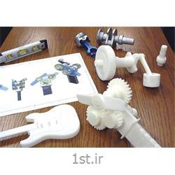 عکس پروژه های تجهیزات صنعتیپرینت سه بعدی قطعات صنعتی