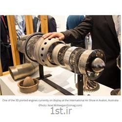 پرینت سه بعدی قالب های صنعتی