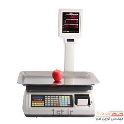 عکس ترازوی وزن کشیترازوی فروشگاهی ویستاپرینتردار مدل VISTA P