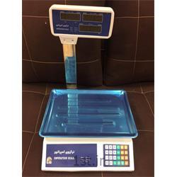 عکس ترازوی وزن کشیترازوی دیجیتال فروشگاهی علمکدار امپراتور مدل A