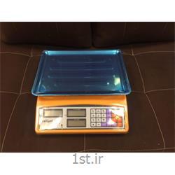 عکس ترازوی وزن کشیترازوی دیجیتال فروشگاهی بدون علمک امپراتور مدل F
