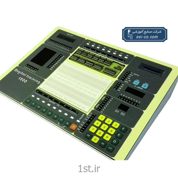 عکس تجهیزات آموزشیمجموعه آموزش مکاترونیک برق AC , DC عمومی در مقطع فنی حرفه ای