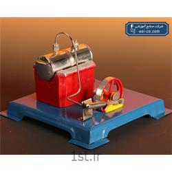 عکس تجهیزات آموزشیمدل آموزشی ماشین بخار