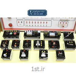 عکس تجهیزات آموزشیمجموعه آموزش PLC مقدماتی در مقطع فنی حرفه ای