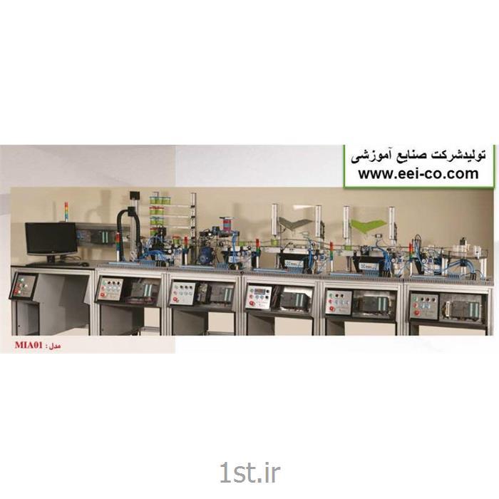 عکس تجهیزات آموزشیاتوماسیون صنعتی، دانشگاهی